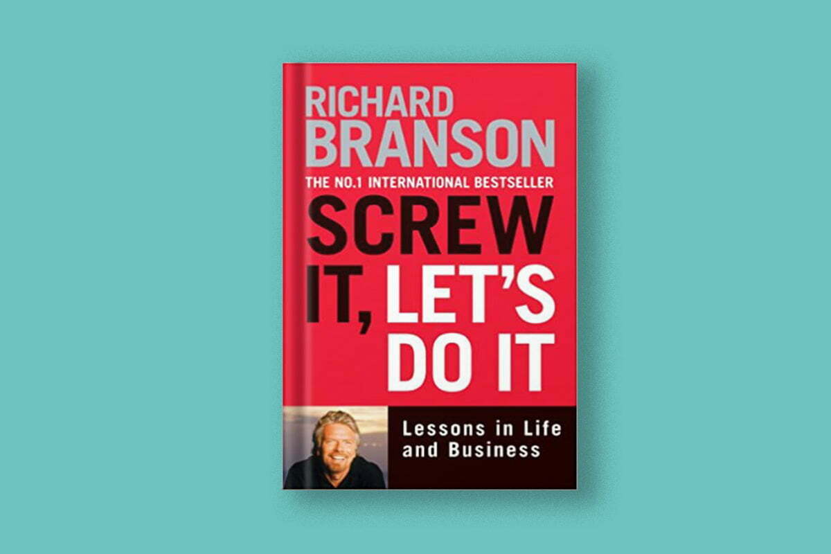 Screw It, Let's Do It: Lessons in Life and Business | ProductiveMuslim