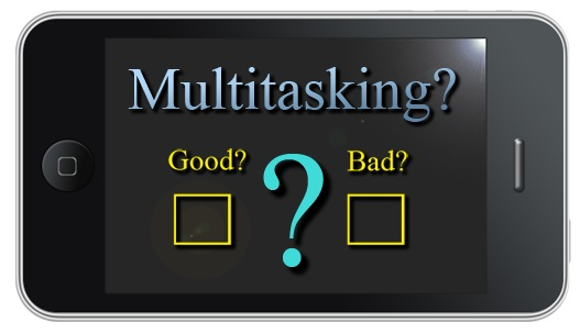 Did Muhammad (peace be upon him) Multi-task?