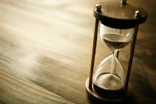 hourglass istock