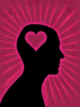 istocksmall heart and mind
