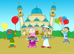 10 Tips to Help Moms Make Ramadan Fun for Kids