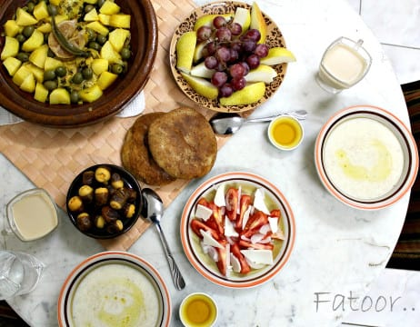 How to Organise a Productive Iftar Party!