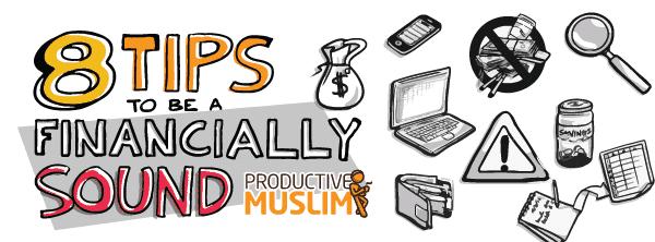 [SeptemberDoodle]–TipstobeaFinanciallySoundProductiveMuslim|ProductiveMuslim