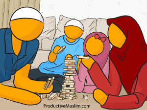 How to Raise Productive and Confident Muslim Kids