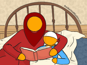 How to Show Gratitude for the Blessing of Motherhood - Productive Muslim