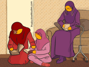 Striving to Achieve a Productive and Peaceful Relationship with Your Mother-in-Law (Part 2) - Productive Muslim