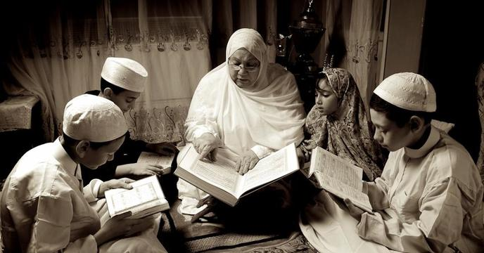 Sharing Your Ramadan: Managing Your Needs and Those of Your Children - Productive Muslim
