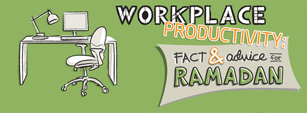 Doodle Workplace Productivity facts and Advice for Ramadan  cover