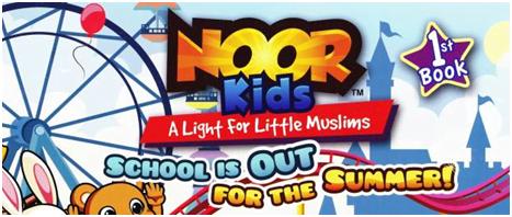Noor Kids - Productive Muslim