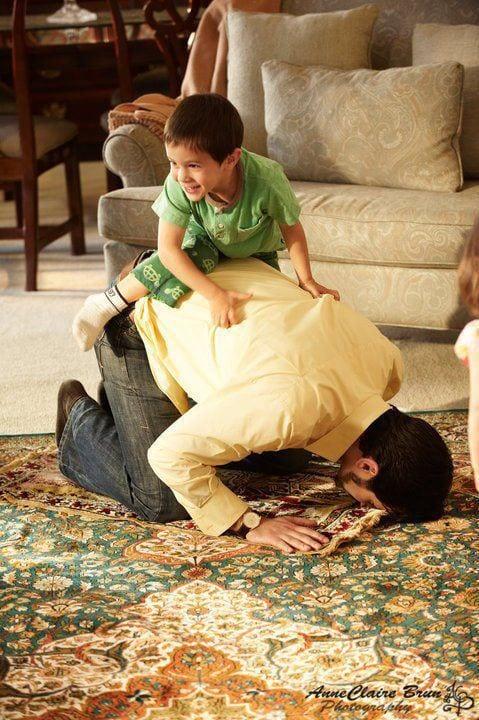 Productive Parenting in Ramadan - ProductiveMuslim.com