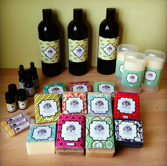 The Olive Tree Soap Company - Sobia Hussain - Productive Muslim