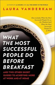 ProductiveMuslim What Most Successful People Do Before Breakfast