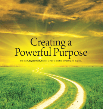 ProductiveMuslim Creating a Powerful Purpose