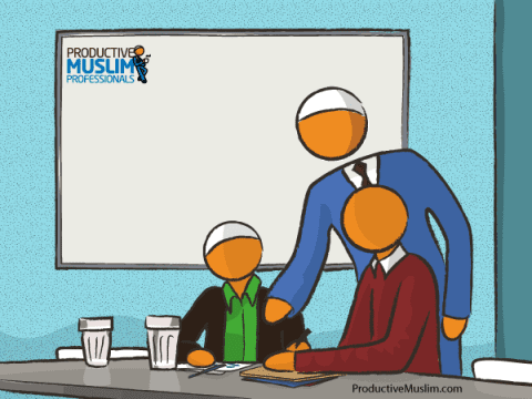 Productive Muslim Productive Professionals Qualities of a Productive Manager