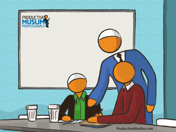 [Productive Professionals] Qualities of a Productive Manager | Productive Muslim
