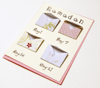 [Tutorial] DIY Ramadan Weekly Reminders
