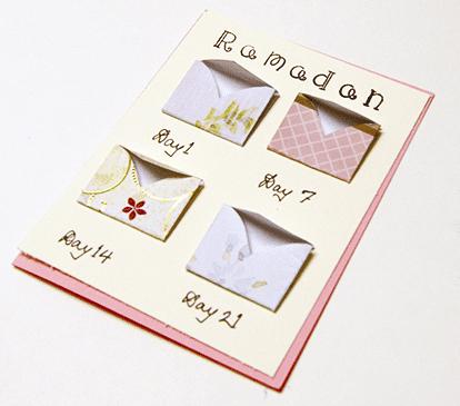 [Tutorial] DIY Ramadan Weekly Reminders   Productive Muslim