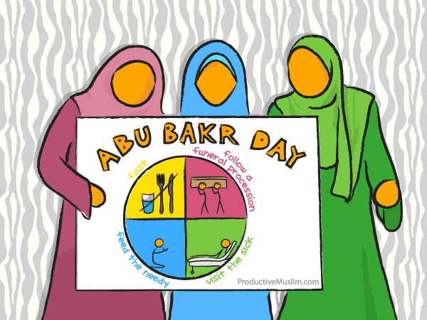 Explore 'Abu Bakr Day' This Ramadan: A Productive Idea from Egypt - ProductiveMuslim