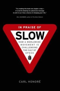 ProductiveMuslim Book Review In Praise of Slow