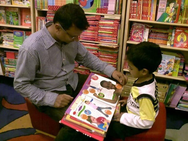 [Productive Parenting - Part 2] Reading with Your Child   ProductiveMuslim
