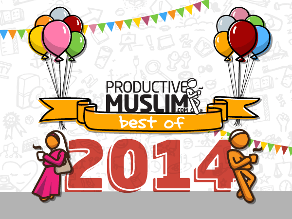 ProductiveMuslim Best of 2014