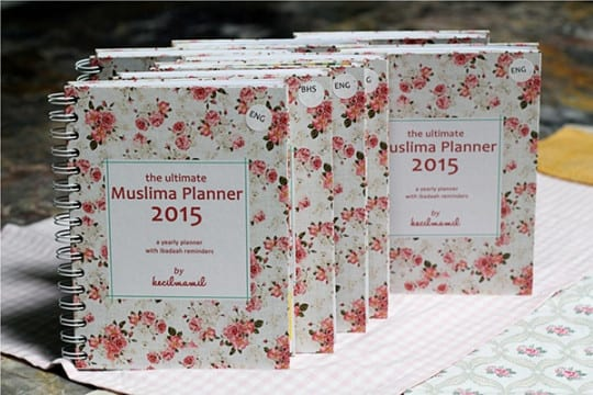 [Productivity Tool Review] Ultimate Muslima Planner | ProductiveMuslim