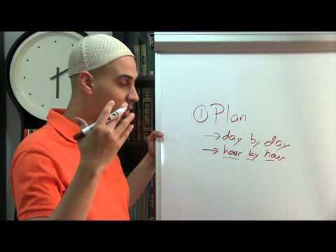 productive ramadan tip  produc