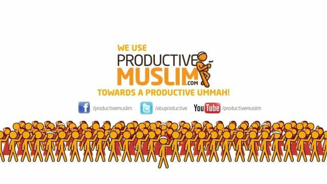 we are productivemuslims animati