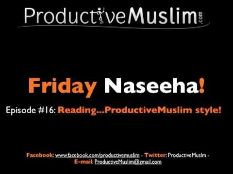 weekly naseeha episode  readin