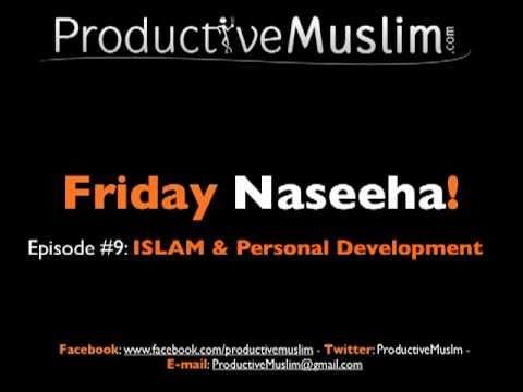 weekly naseeha islam personal de