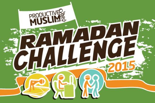 TheProductiveMuslimRamadanChallenge:Capture,EditandSubmit!|ProductiveMuslim