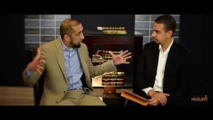how nouman ali khan spends his r