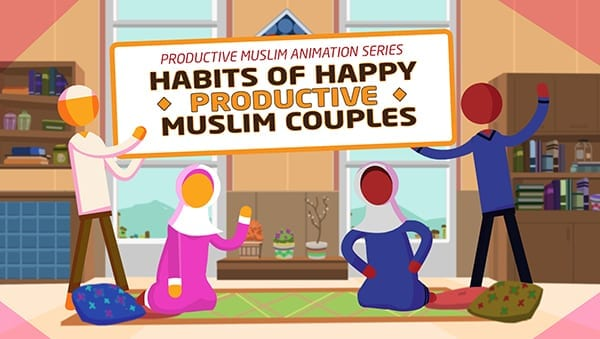 Habits of happy couples