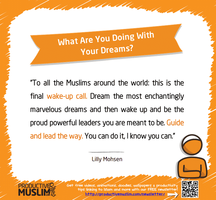 Inspirational Islamic Quotes On Productivity Productivemuslimcom