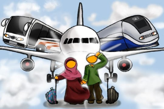 Four Super Travel Hacks On How To Pack For Sisters | ProductiveMuslim