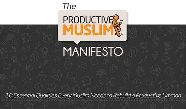 ProductiveMuslim-Manifesto