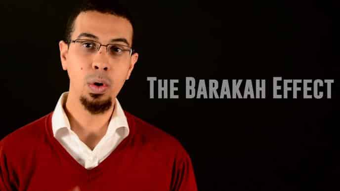 the barakah effect workshop dall