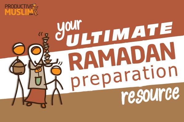 Ramadan - Magazine cover