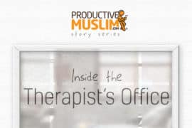 [Inside The Therapist's Office – Episode Two] Peace
