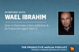 How to Overcome Porn Addiction & Be Productive Again with Wael Ibrahim: Part 2