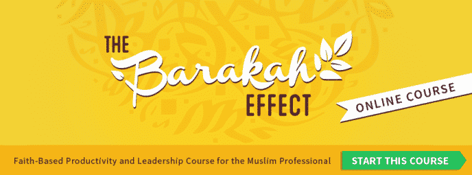 Back to School 'Barakah Effect' for Students | ProductiveMuslim
