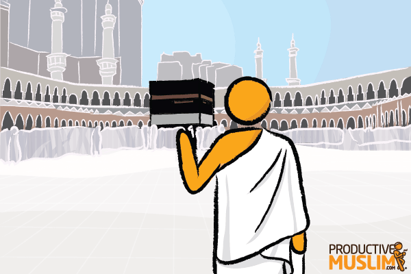 productivemuslim ​the one thing you must leave behind when going for hajj