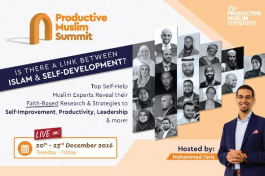ProductiveMuslim Summit
