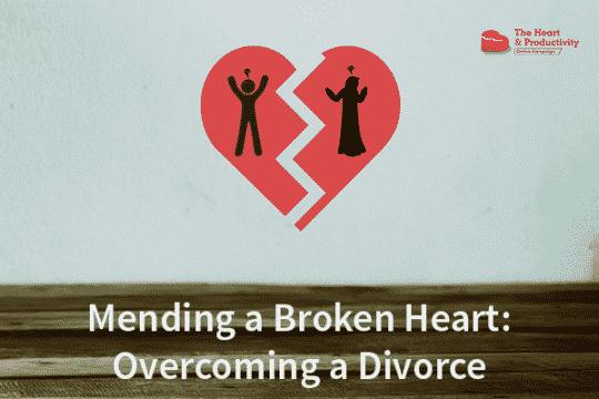 Mending a Broken Heart: Overcoming a Divorce   ProductiveMuslim