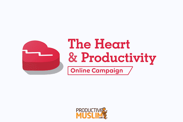 "Introducing ""The Heart and Productivity"" Campaign: How to Develop a Sound Heart? 