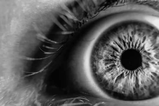 Reader Discussion - The Effects of Evil Eye - A closeup of eye in given in the image