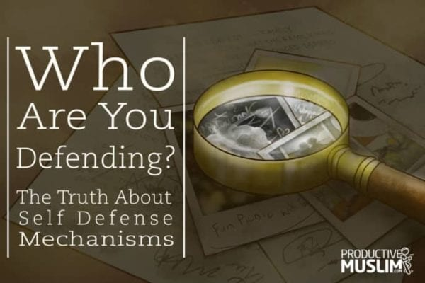 Who are you defending: Reaction Formation as a defense mechanism