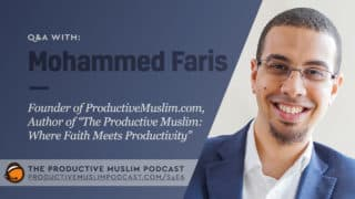Ask Abu Productive: Q&A with Mohammed Faris and Mifrah Mahroof
