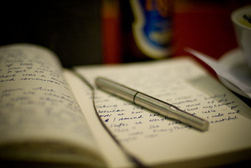 Develop a Productive Habit: Journal Writing