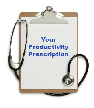Productivity Prescription